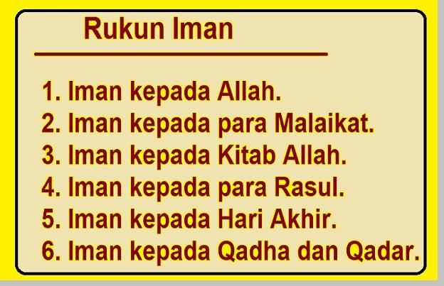 Rukun_Iman